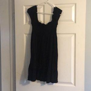 Casual black Loft dress
